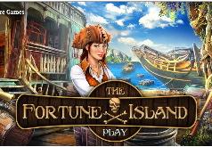 Игра Пираты и остров Фортуны: поиск предметов