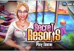 Игра Секретный курорт для знаменитостей