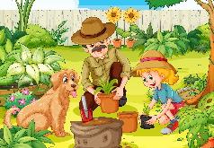 Игра Поиск предметов для детей