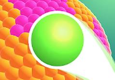 Игры Раскрасьте воздушные шарики