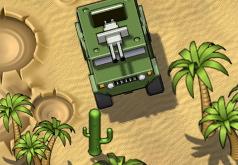 Игра Заезд в пустыне