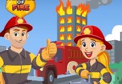 Игра Головоломка: Герои Огня