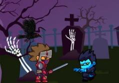 Игра Сражение вампира с нежитью
