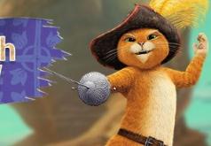 Игра Кот в сапогах: охота в пустыне