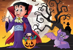 Игра Хэллоуин: сборник пазлов