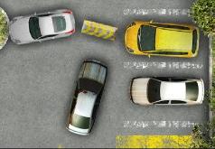 Игра Учимся Парковаться