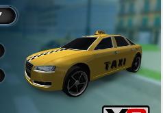 Игры парковка такси по городу