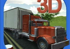 Игра Парковка Фуры 3Д