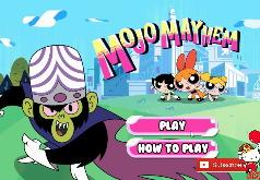 Игра Суперкрошки: Беспорядки Моджо