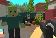 игры майнкрафт выживание зомби