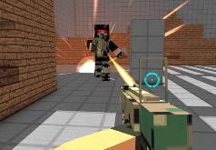 игры стрелялки пиксельная война 4
