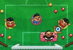 Игра Футбольный пинбол