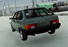 Игра Вождение Русских Машин 3Д
