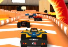 Игра Крекерные автогонки