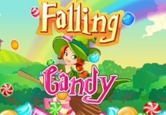 игры падение конфеты
