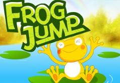 игра лягушонок прыгает