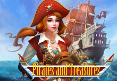 игры пираты ищут сокровища