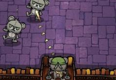 игра страшные мишки захватили мотель играть