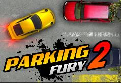 Игры учимся парковаться