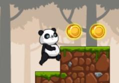 игры панда беги