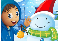 Игра Пазл Рождество Делюкс
