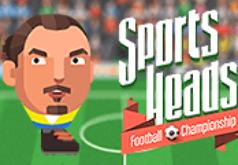 Игры спортивный футбол головами