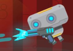 игры боевой робот освободитель