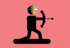 игра лучница и воин