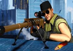 Игры Наемный снайпер Hired
