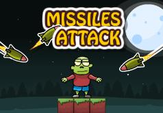 Игра Зомби Ракетная Атака