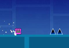 игры где квадрат прыгает цветной