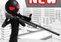 Игра Стикмен: Снайпер Убийца 2