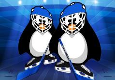 игры хоккей для пингвинов