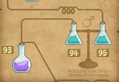 Игры Лаборатория цветной алхимии