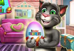 игры для девочек открывать яйца
