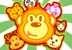 игра лица животных