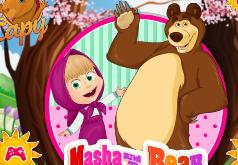 Игра Маша и Медведь: Веселье