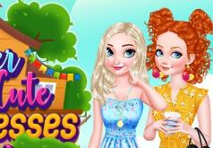 игры для девочек домик для принцесс