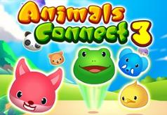 игры соедини животных