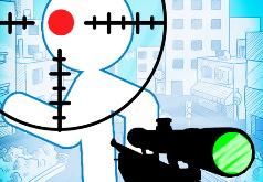 игры для мальчиков стикмен снайпер