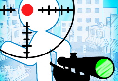 игры стрелялки снайпер стикмен
