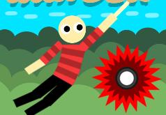 летящий человек игра