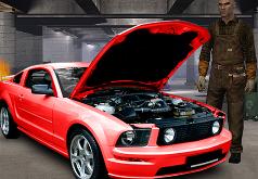 игры автомобильный механик