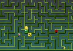 Игра Скоростной лабиринт 2