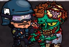 Игры спецназ против зомби