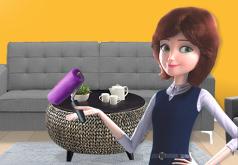 Игры фиолетовая комната