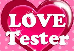 Игры любовный тест