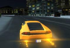 игры такси в большом городе