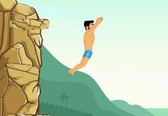 Игры прыжки с утеса