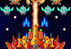 игры галактическая атака